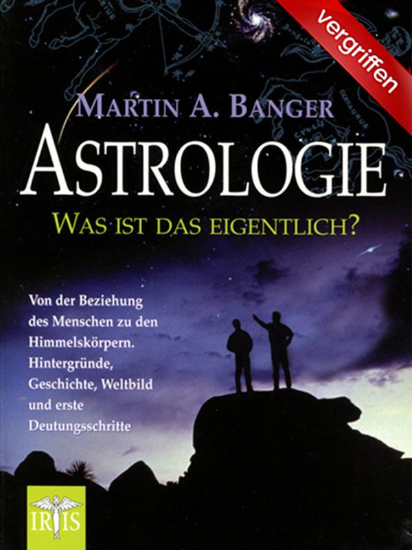 12Zeichen_Astrologe Martin A Banger_Buchcover_Astrologie was ist das