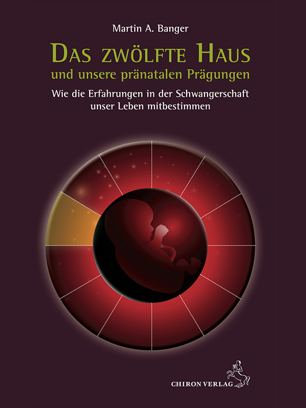 12Zeichen_Astrologe_Martin A Banger_Buchcover_Das zwoelfte Haus