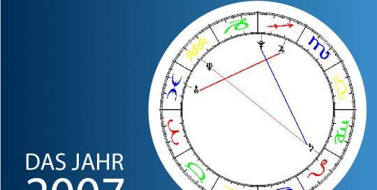 12Zeichen_Astrologe_Martin A Banger_allgemeine Prognose fuer das Jahr_2007