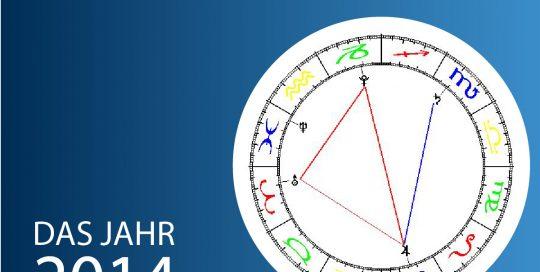 12Zeichen_Astrologe_Martin A Banger_allgemeine Prognose fuer das Jahr_2014