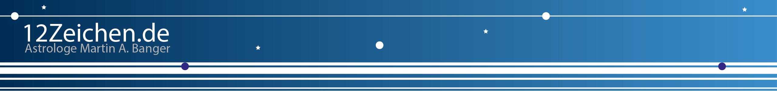 Astrologe Martin A. Banger Logo